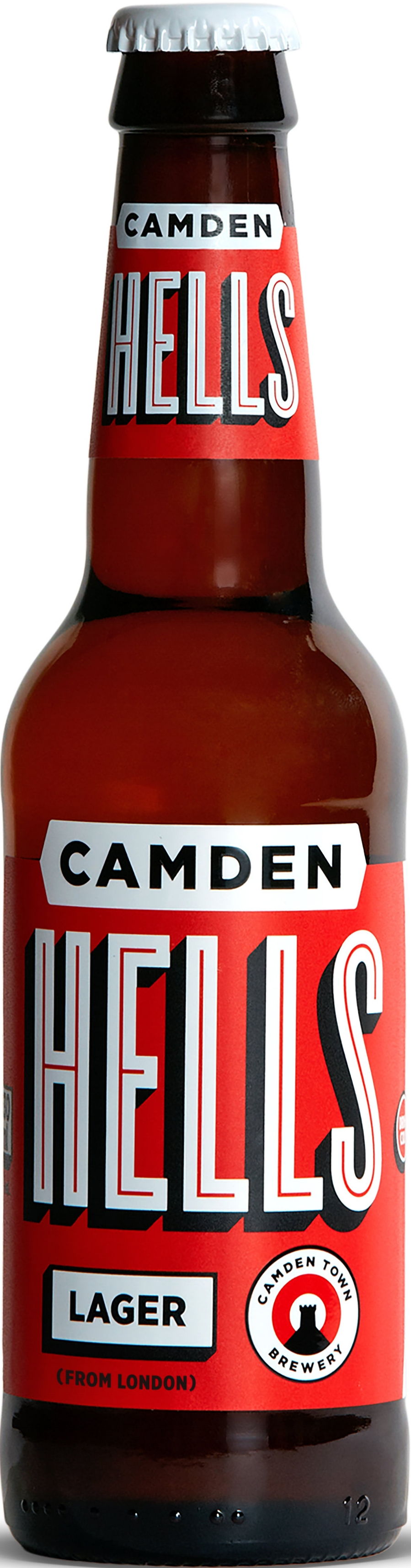 Camden Hells Lager, $14.99 for 6 Pack