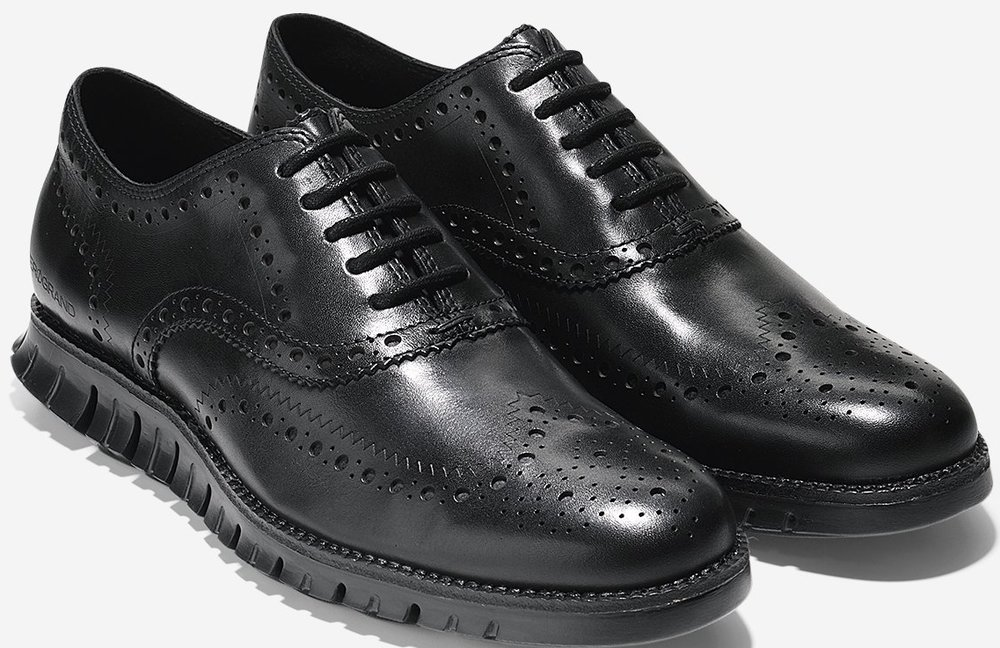 Cole Haan ZERØGRAND Wingtip Oxfords, $270