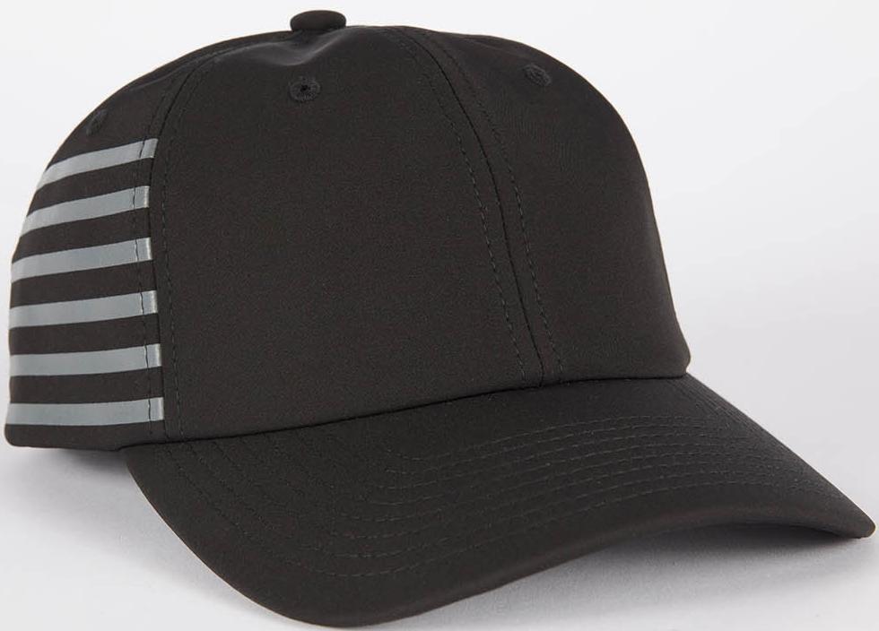 Grungy Gentleman x Mitchell & Ness 6 Stripe GAME CHANGER Performance Velcro Hat, $50