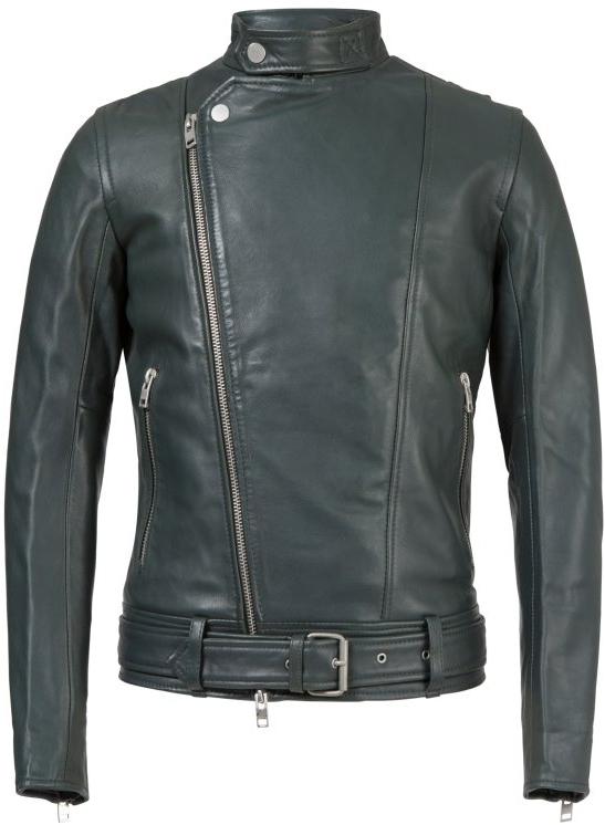 J.Lindeberg Tyrone 66 Tough Leather Jacket, $600