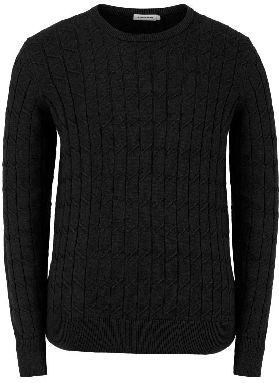 J.Lindeberg Hugo Square Braid Sweater, $128