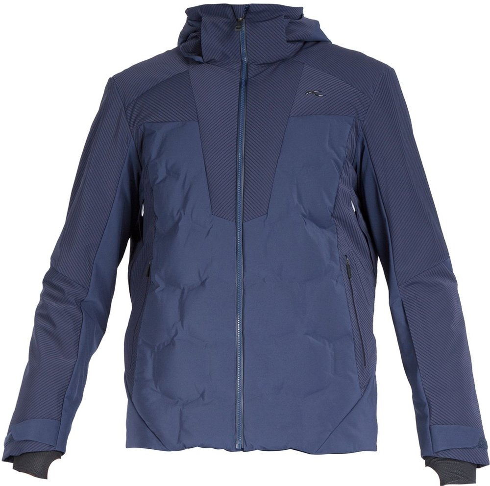 KJUS Navy Prime Time Ski Jacket at Sporty Henri, €999