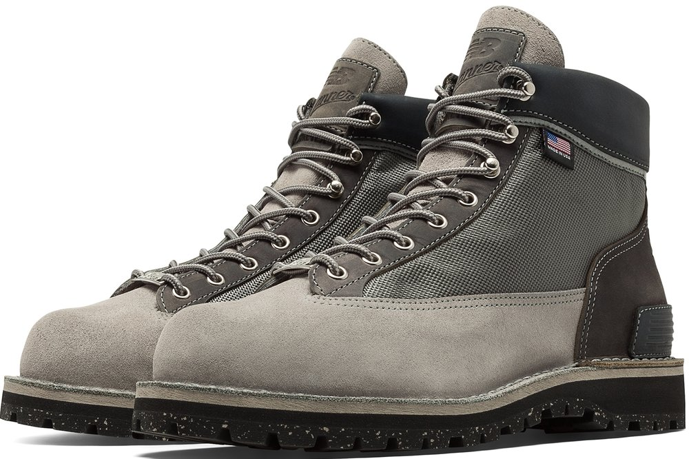 New Balance x Danner Light Pioneer, $430