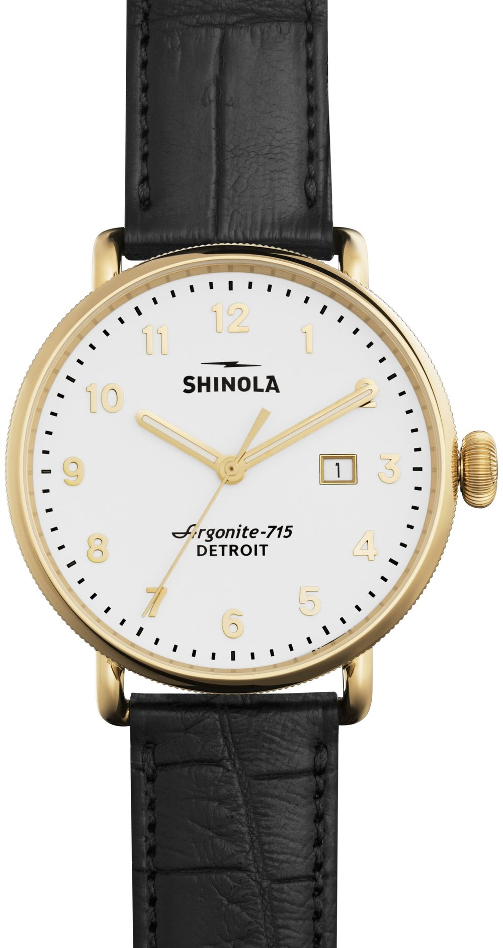 Shinola The Canfield 43mm, $900