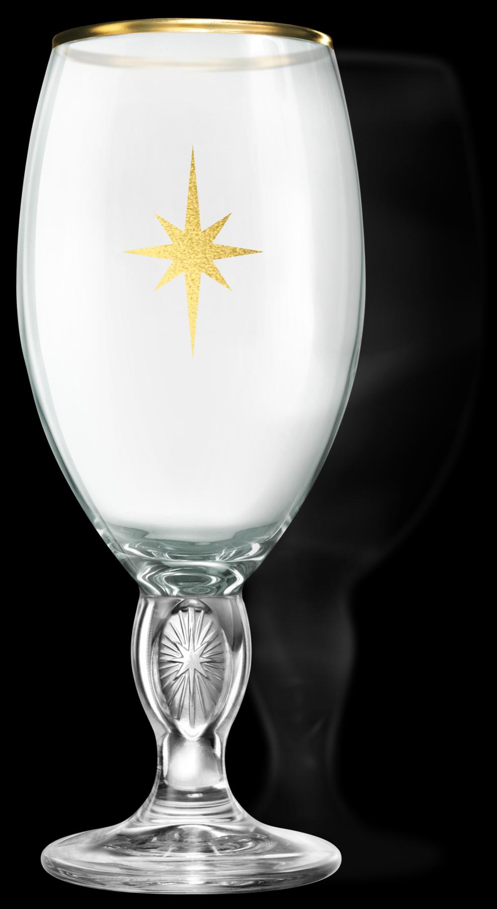 Stella Artois Holiday Chalice, $10