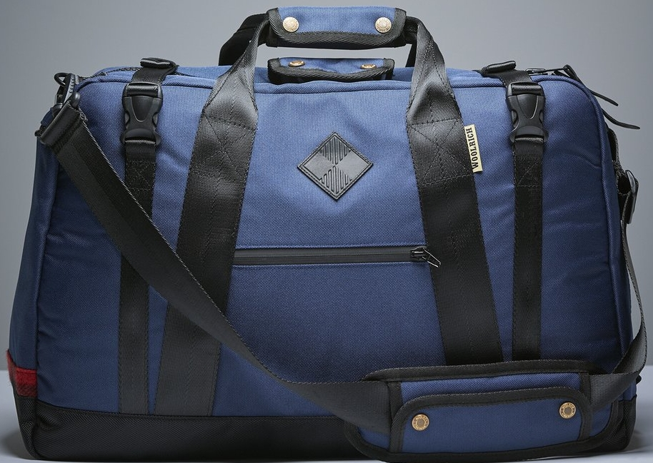 The Hill-side x Woolrich Weekender Bag, $175