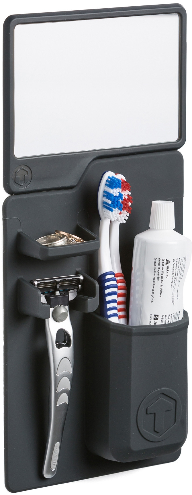 Tooletries Mighty Toothbrush Holder, $17.99