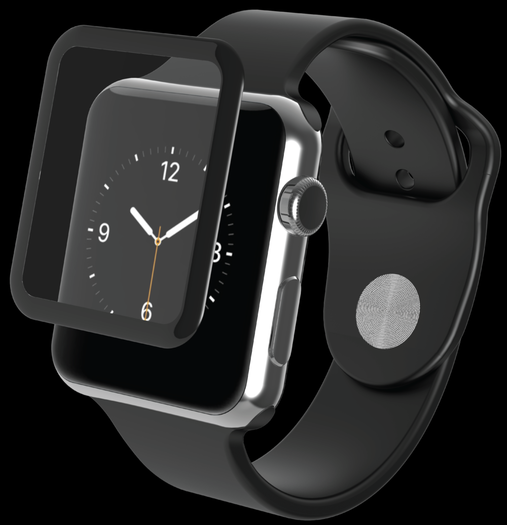 InvisibleShield for Apple Watch 38MM, $14.99