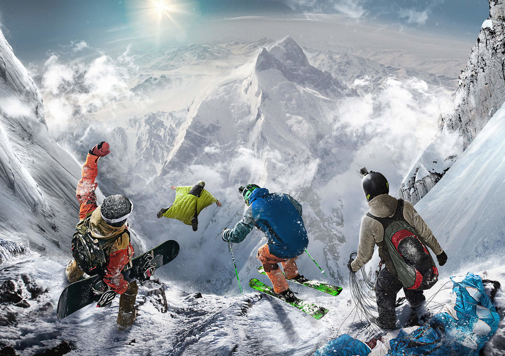 STEEP™ Video Game, $59.99