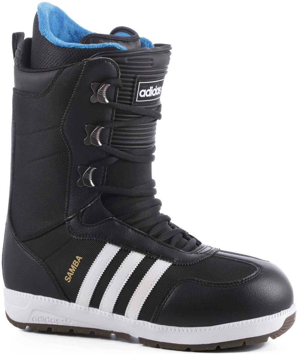 adidas Originals The Samba Snowboarding Boots, $250