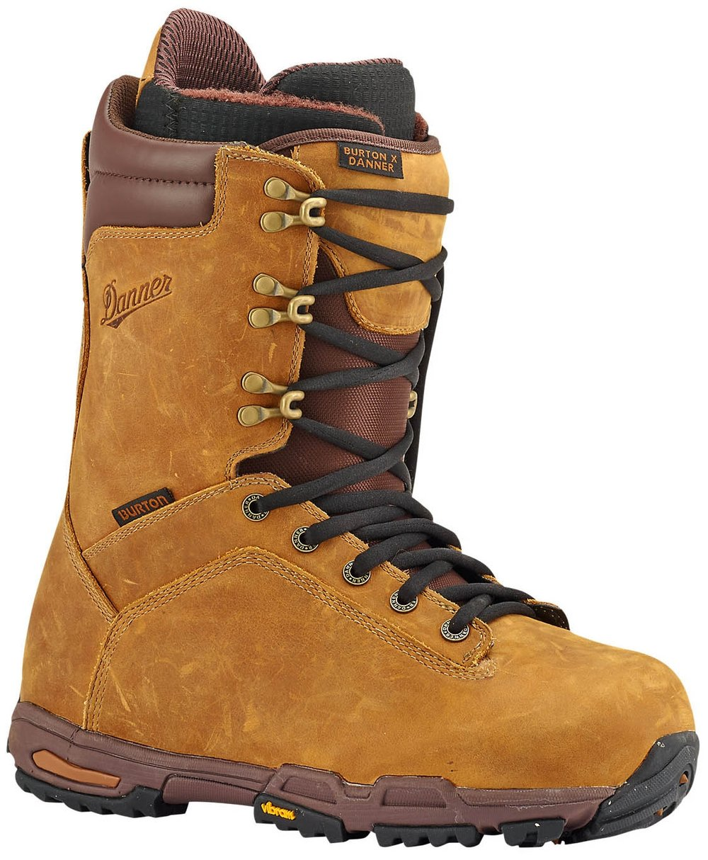 Burton x Danner Snowboard Boots, $399.95