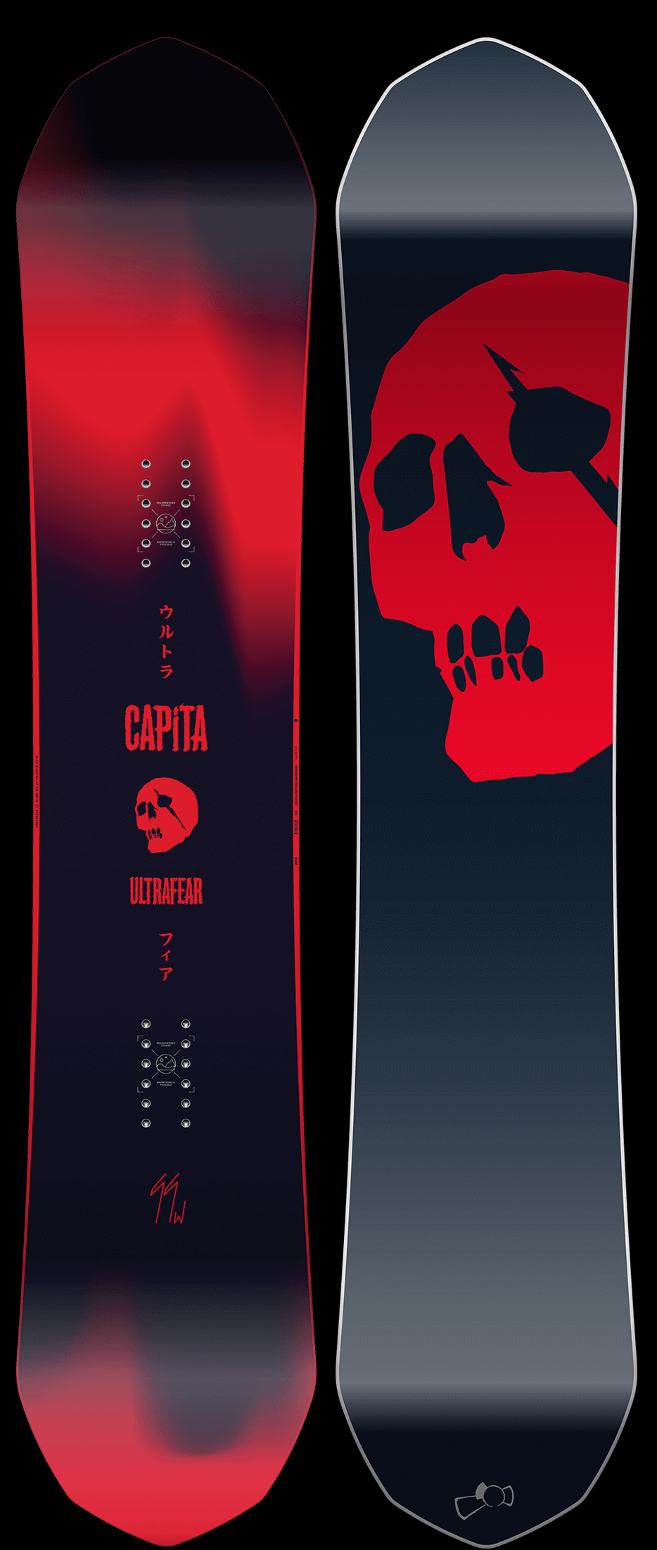 CAPiTA Ultrafear Snowboard, $479.95