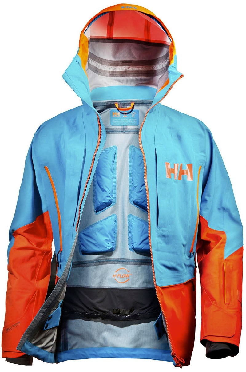 Helly Hansen Elevation Shell Jacket, $650