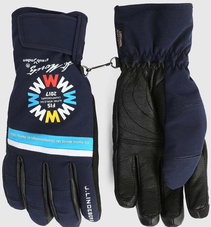 J.Lindeberg St Moritz Gloves, £90