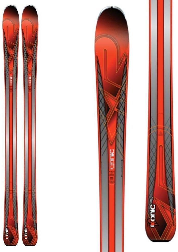K2 IKONIC 85TI Skis, $900
