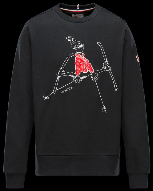 Moncler Grenoble Sweatshirt, $460