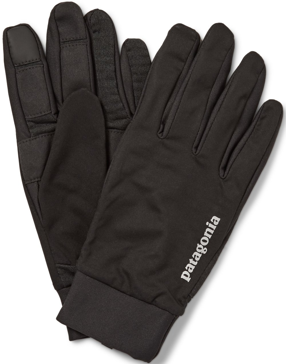 Patagonia Wind Shield Stretch-Jersey Gloves at Mr. Porter, $50