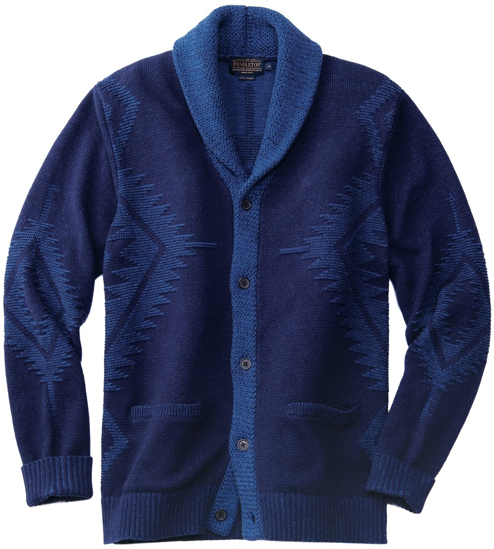 Pendleton Willamette Pass Cardigan, $159