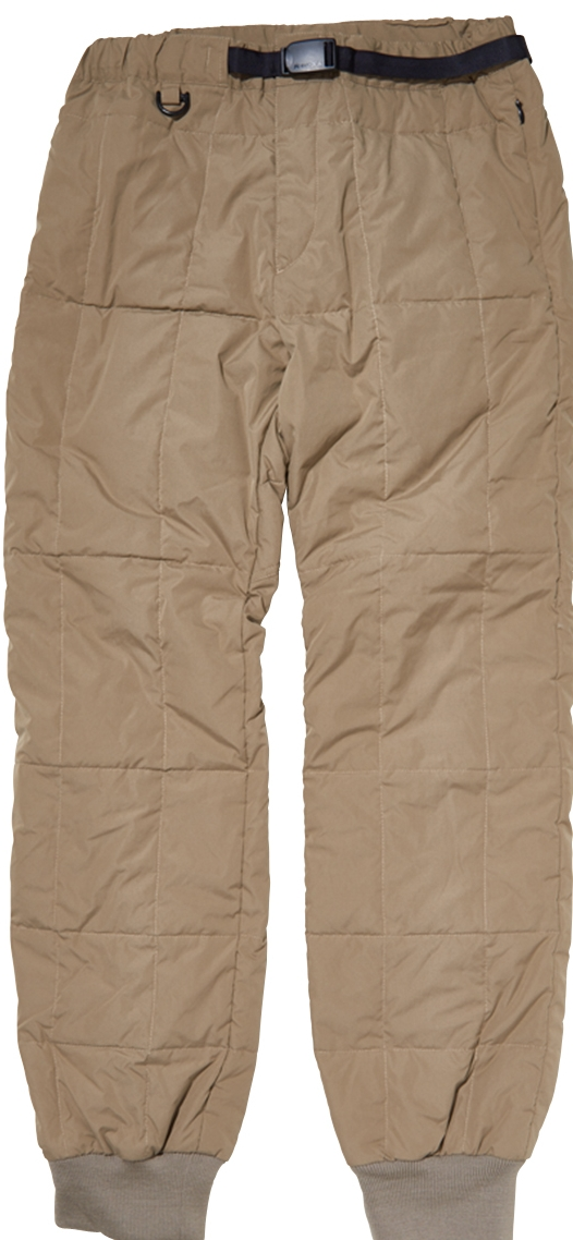 snow peak Flexible Insulated Pants, $190