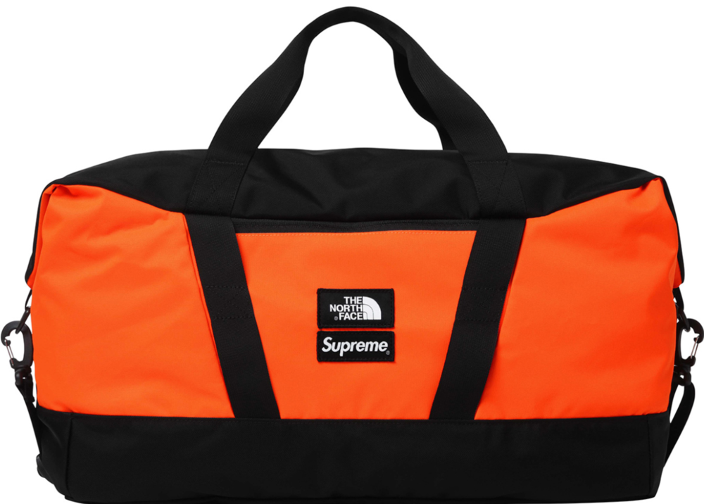 Supreme x The North Face Apex Duffel Bag, $128