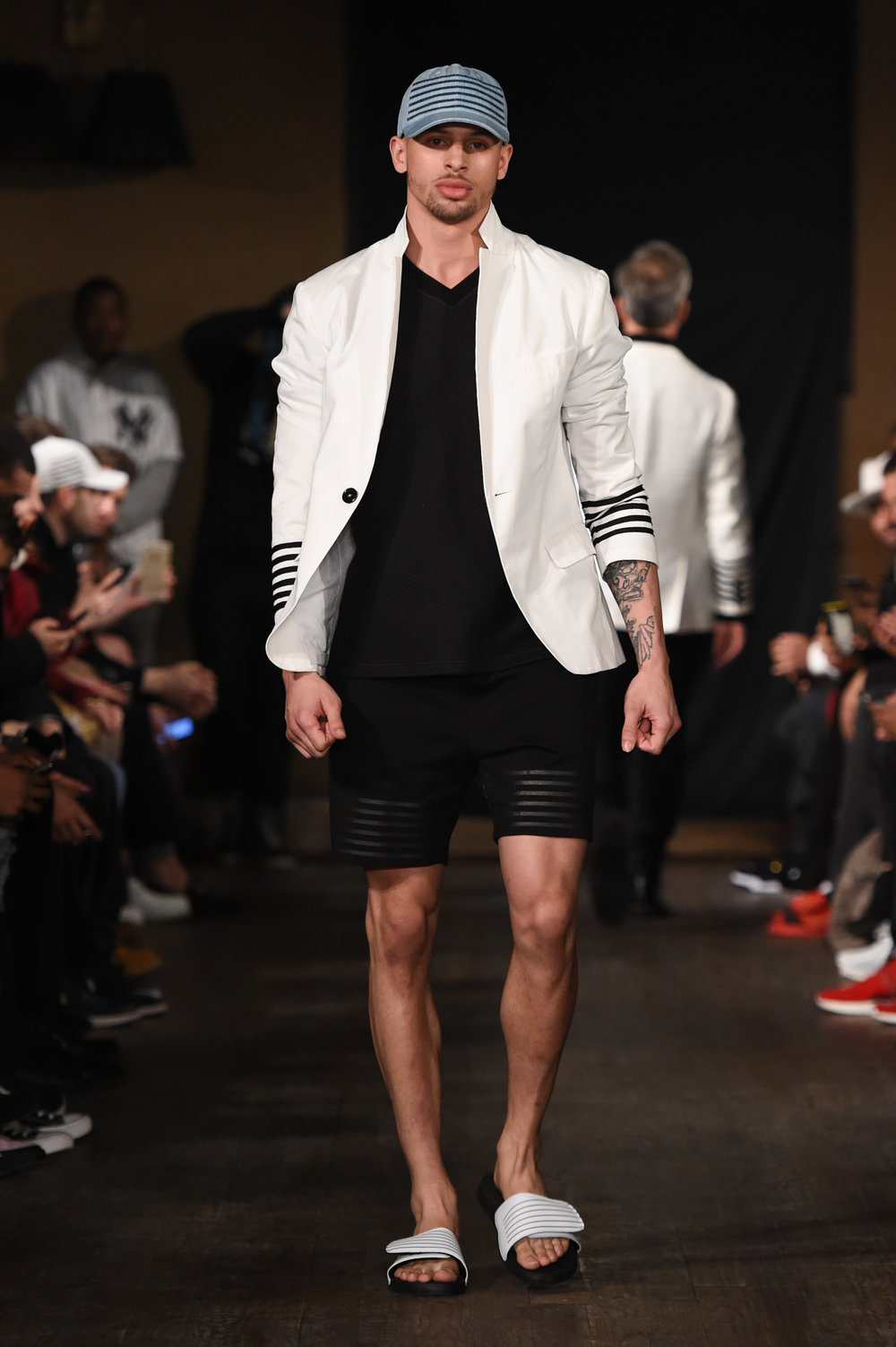 Grungy Gentleman Mens Slides Sandals NYFWM