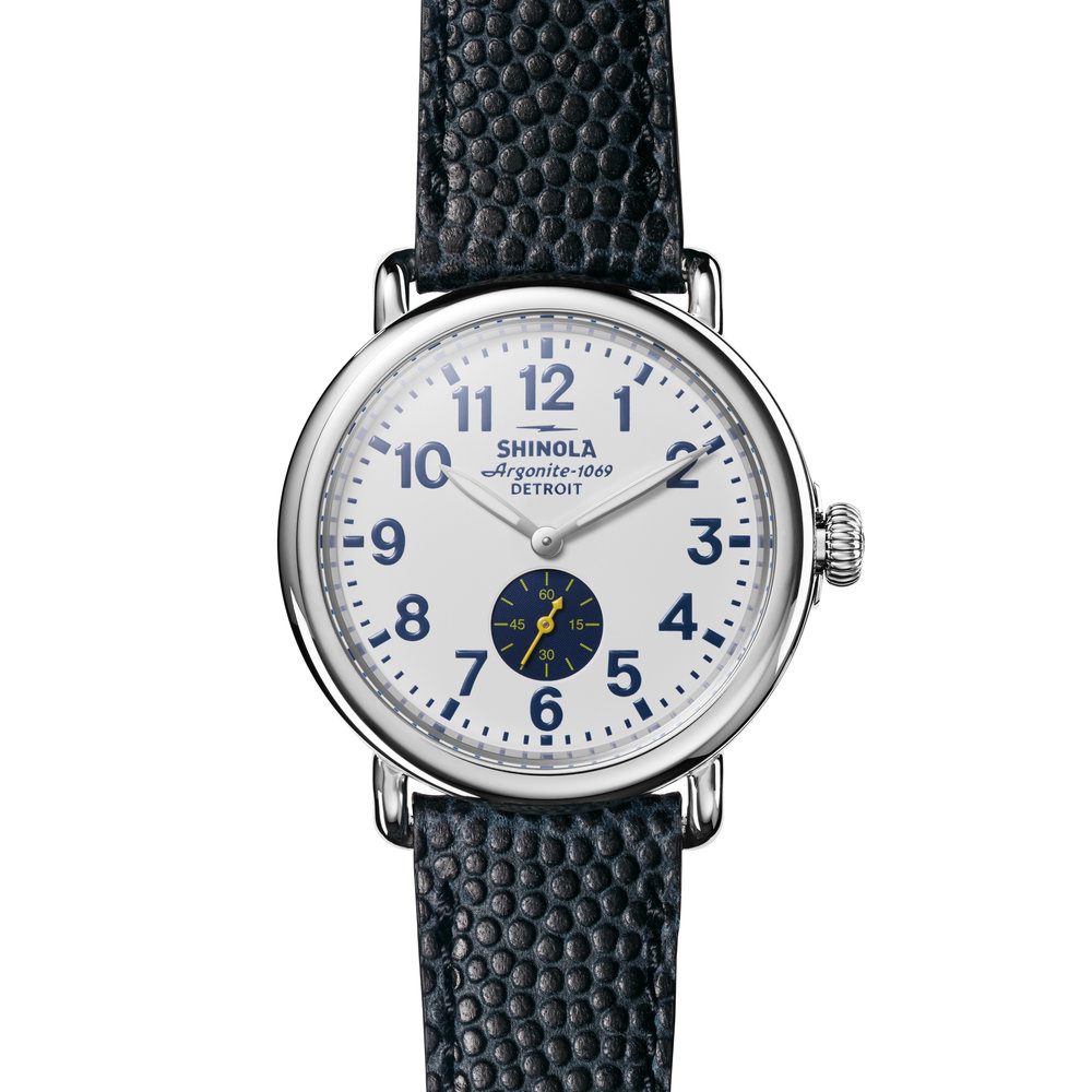 Shinola, $550 and up
