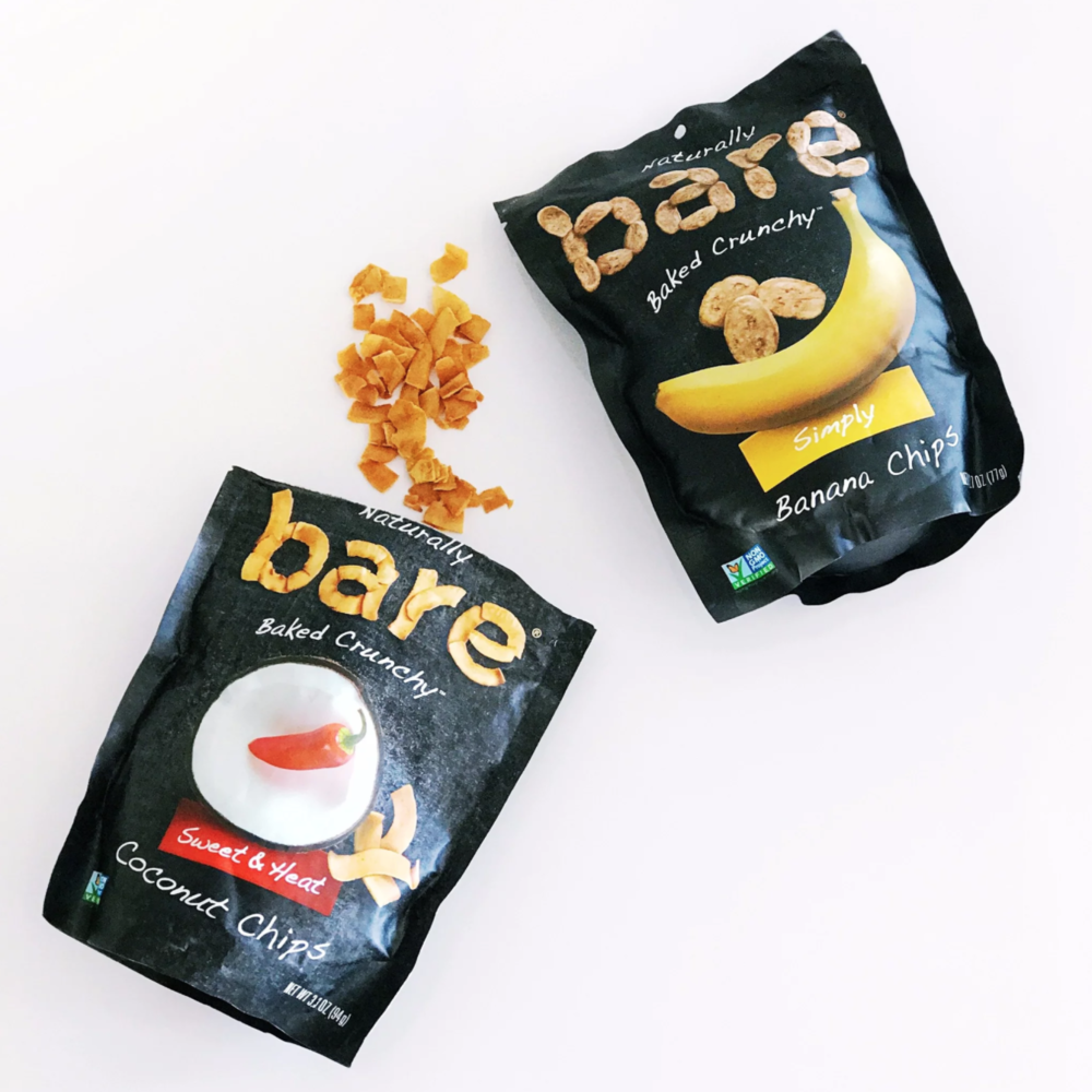 Bare Snacks, $3.99