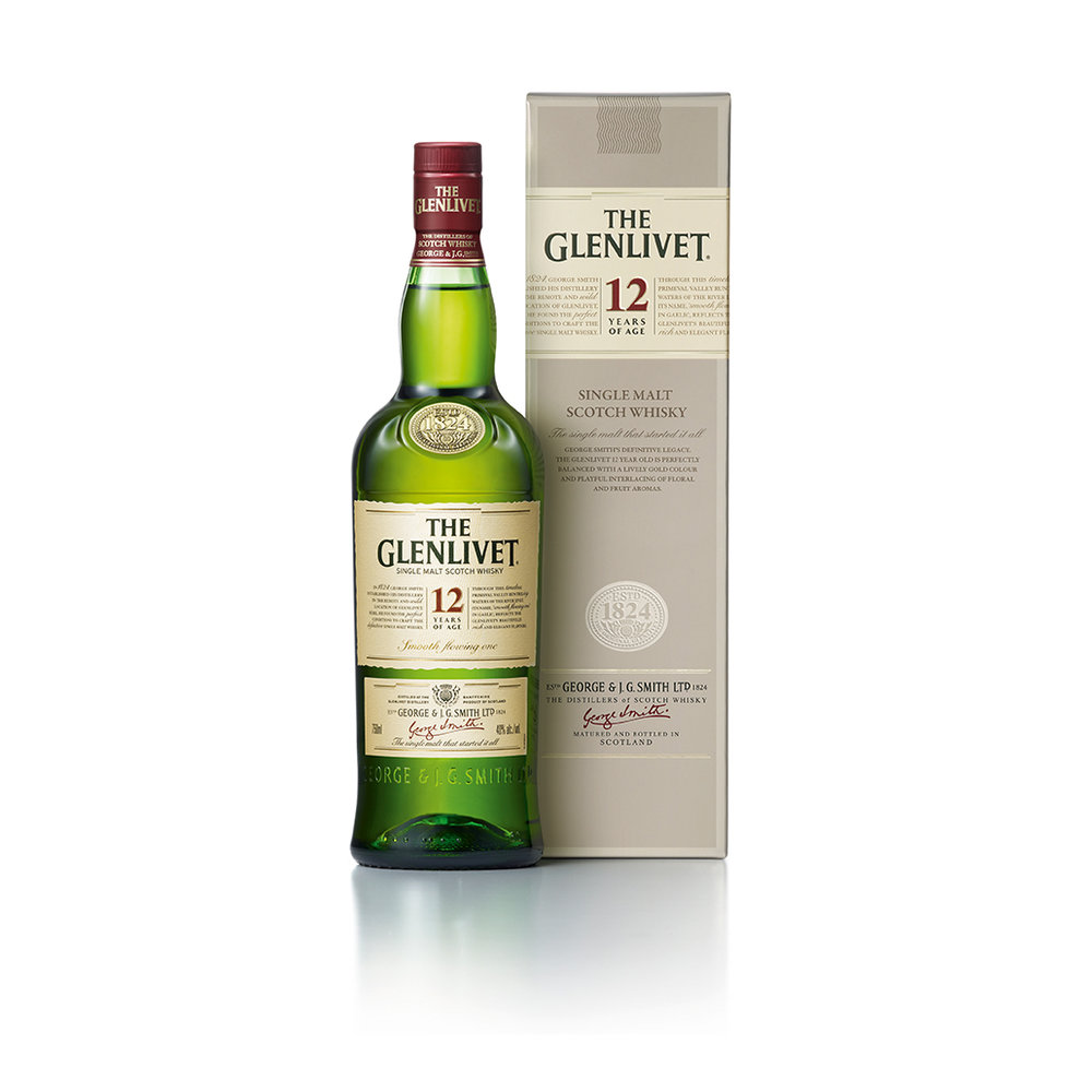 The Glenlivet, $51.98