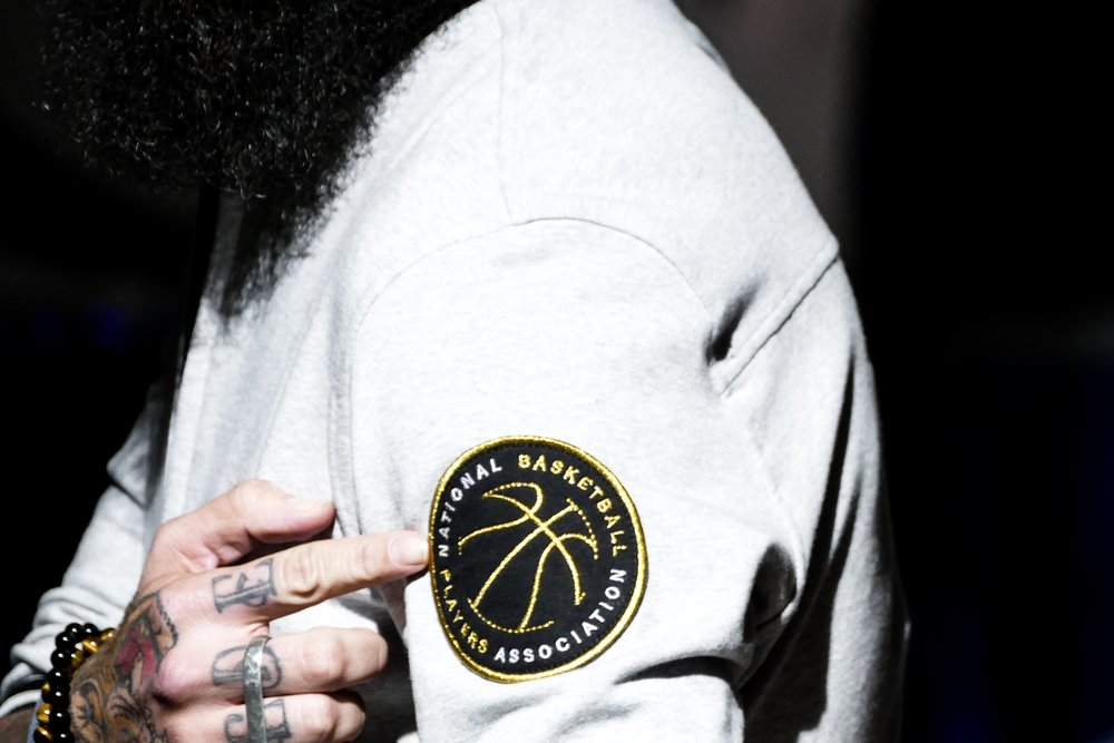 Grungy Gentleman x National Basketball Players Association Collab