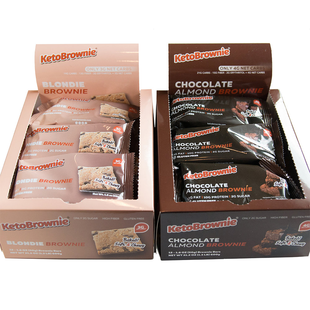 Keto Brownie, $30 per box
