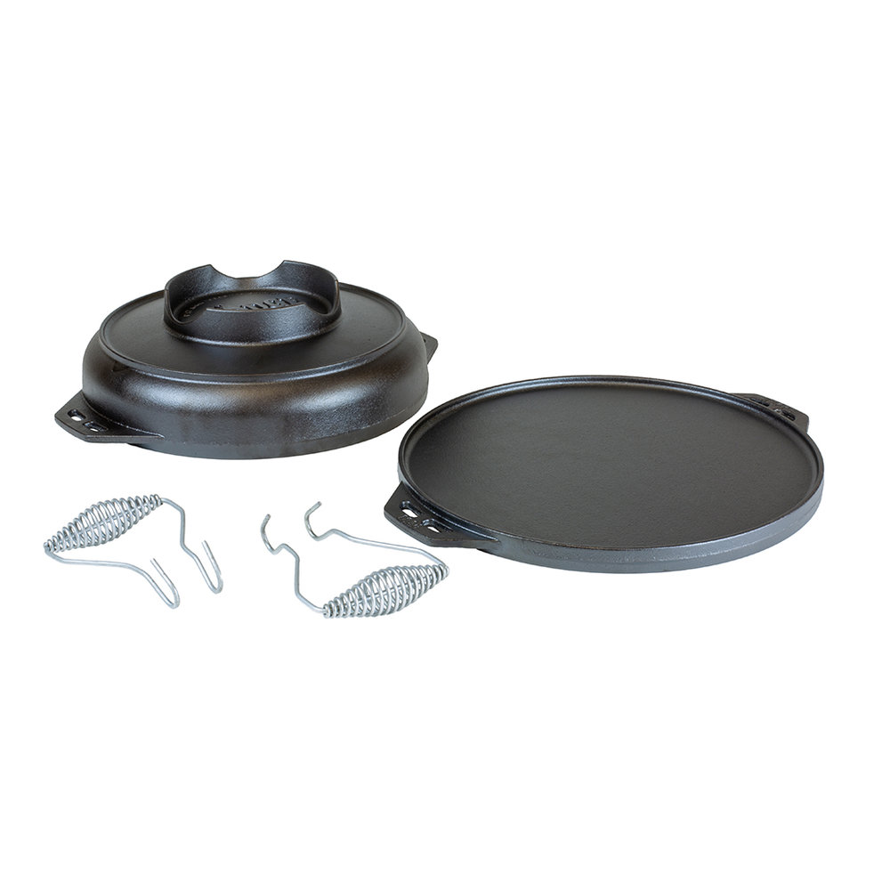 Lodge Cast Iron, $130