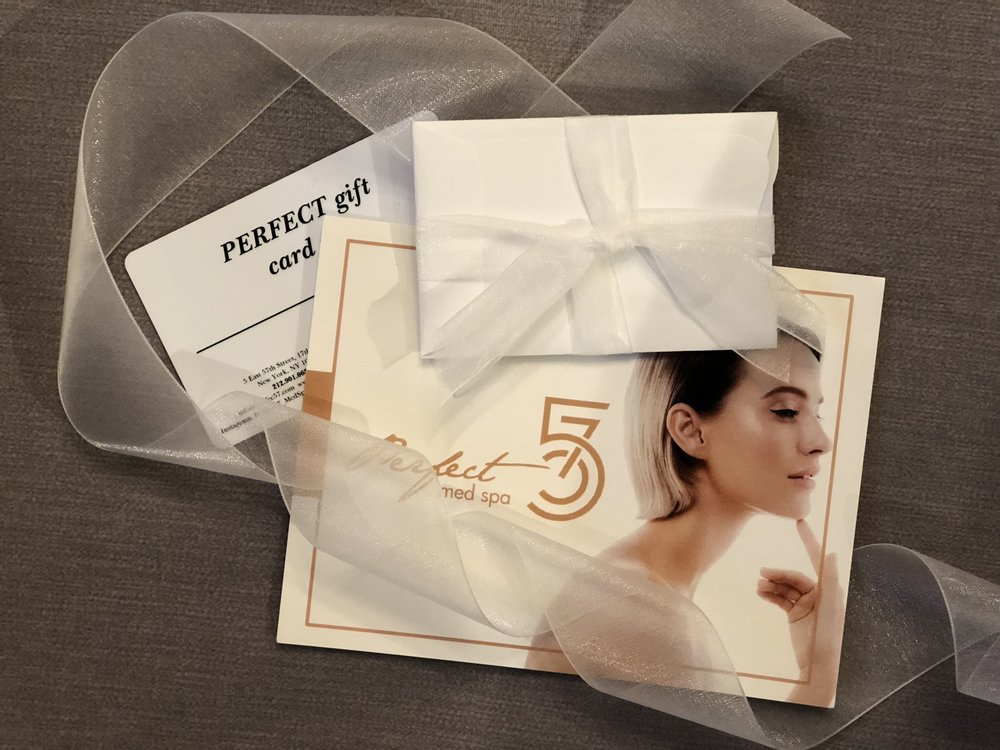 Perfect 57 Med Spa, Prices Vary