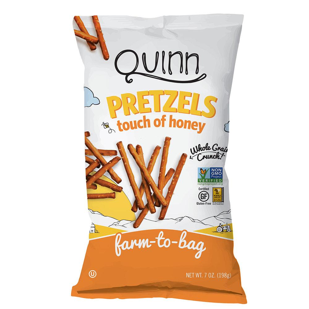 Quinn Snack, $4.49