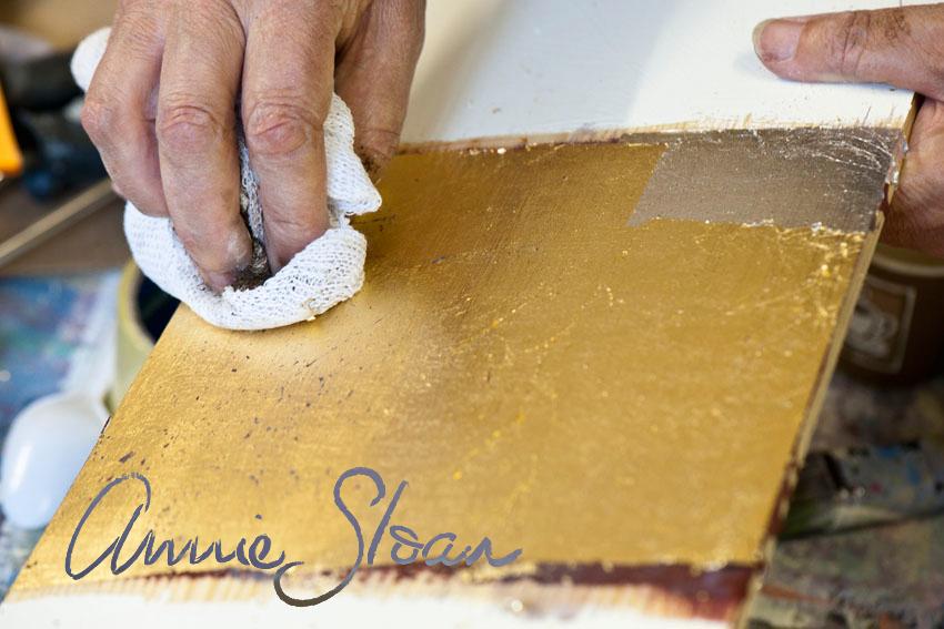 annie sloan gilded board.jpg