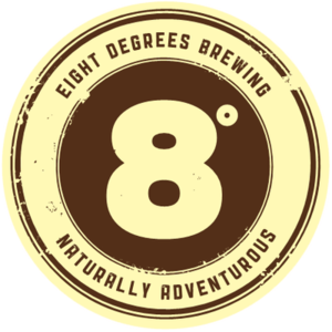 Eight Degrees brewery