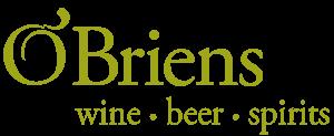 obriens wine beer spirits