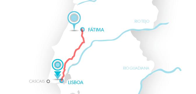 Lisbon - Fátima