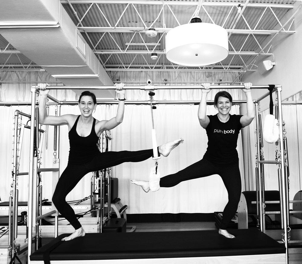 We believe Pilates increases energy.