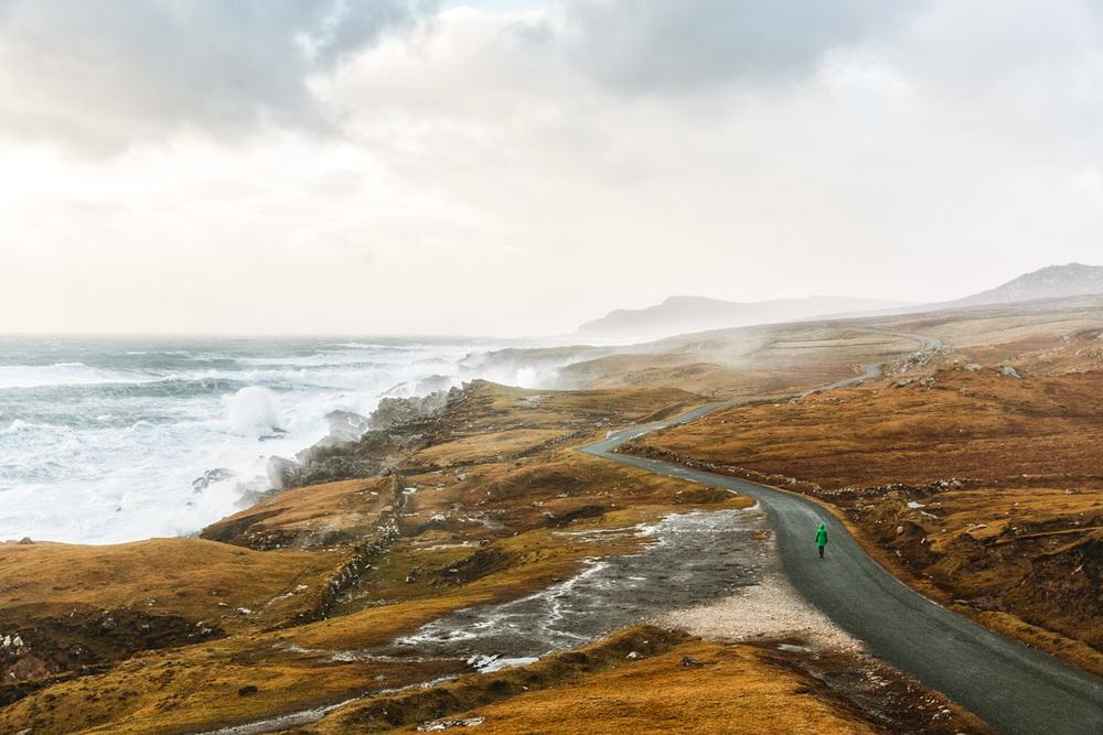 Atlantic Drive, Ireland