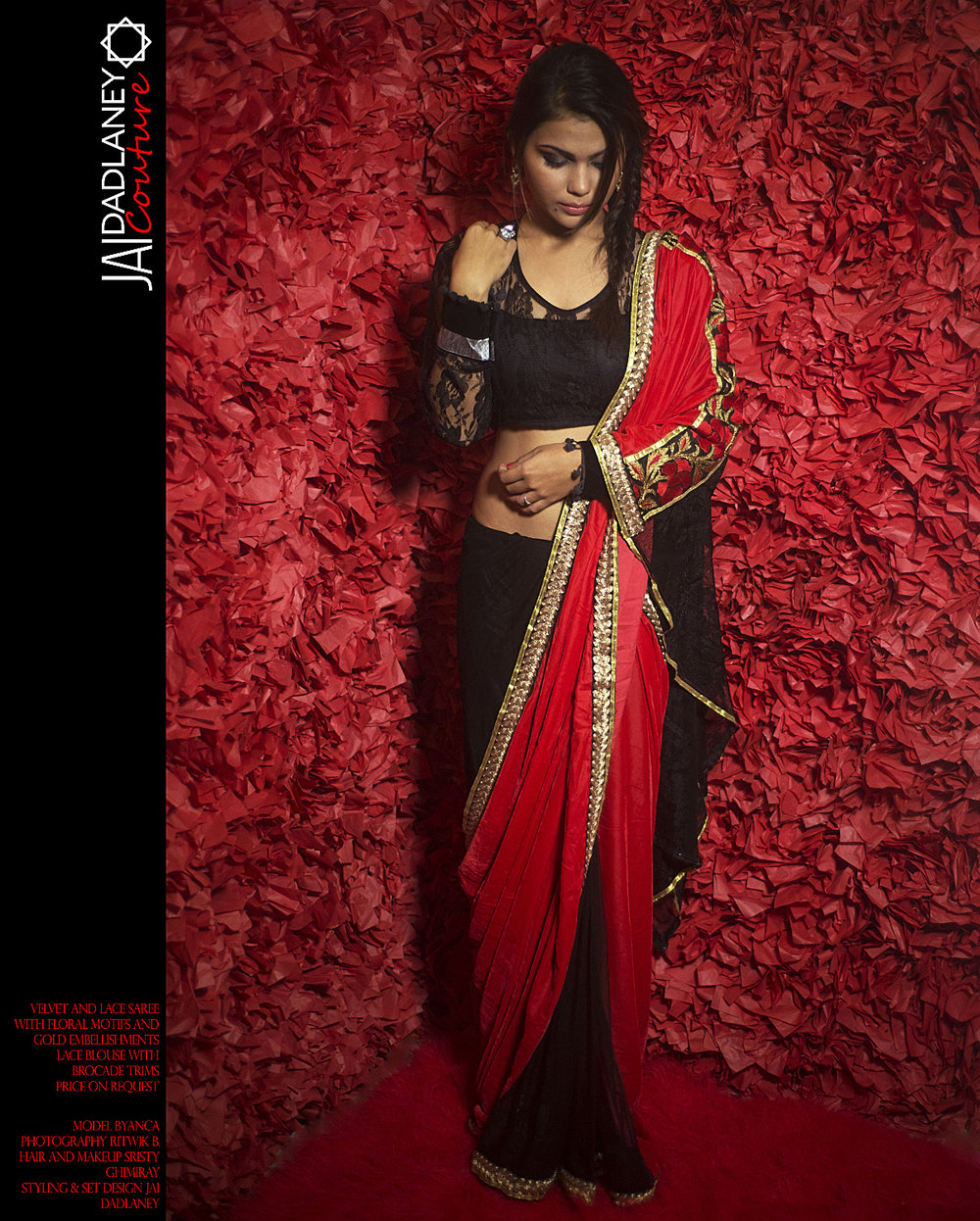 JaiDadlaneyCouture - Byanca - Ritwik Bhattacharjee