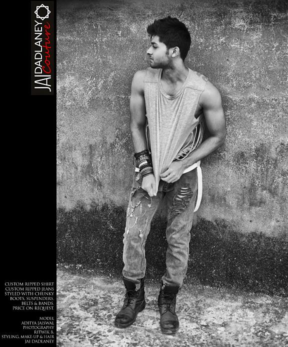 JaiDadlaneyCouture - Aditya Jaiswal - Ritwik Bhattacharjee