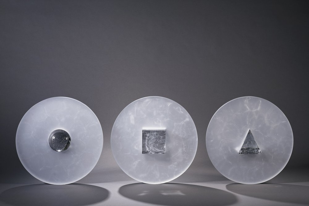 "Laureat du Prix ""Vorsich Glas"" International Competition TGK, Schloss Holte (Allemagne) 2008"