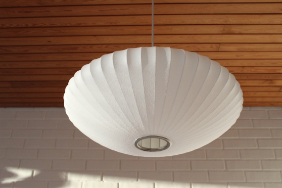 George Nelson Bubble Lamp from YLiving