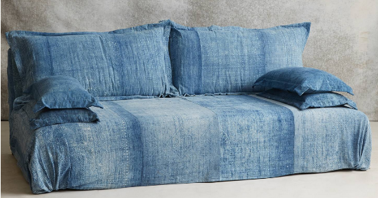 Batik Sofa via Anthropologie