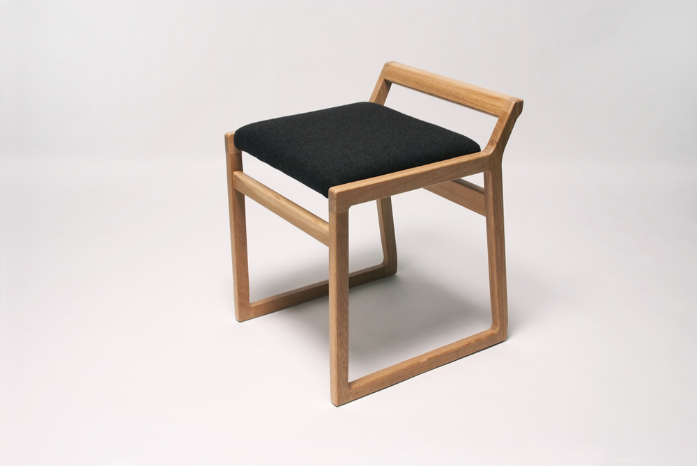 Rachel Chair/Stool Photo by   Julie Langenegger Lachance