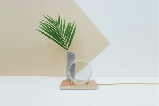 Composium Table Lamp by Ladies & Gentlemen Studio