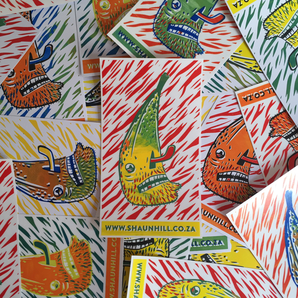 Firecrackers stickers & posters