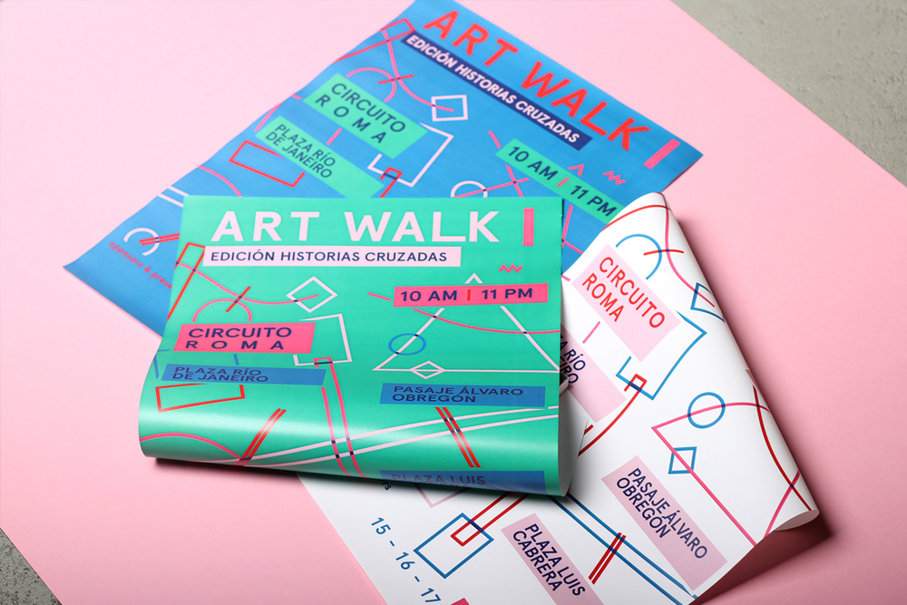 Art Walk Mexico // Crossed Stories Edition 2014