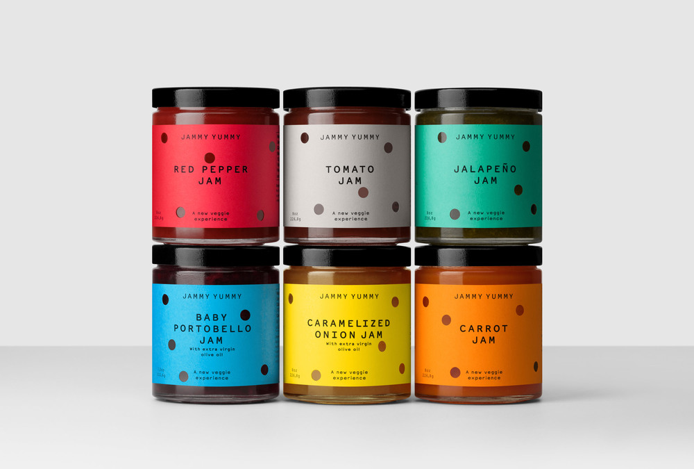 jammy-yummy packaging