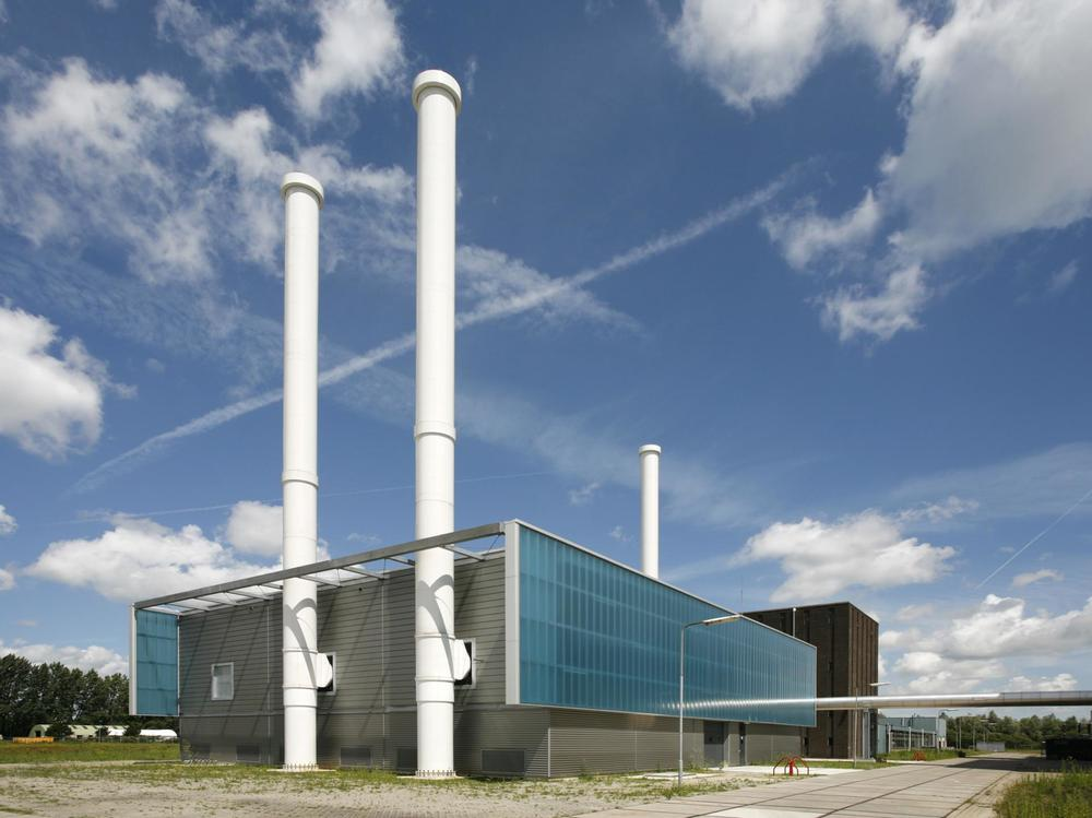 NUON AUXILIARY POWER PLANT